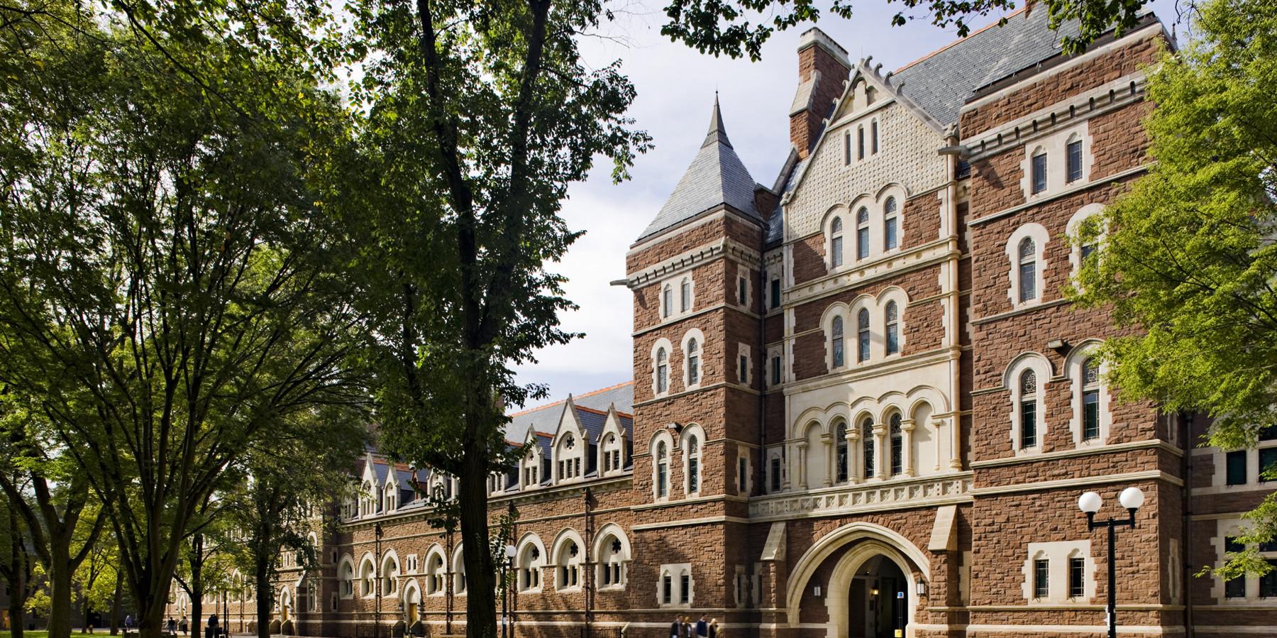 Trinity College Long Walk