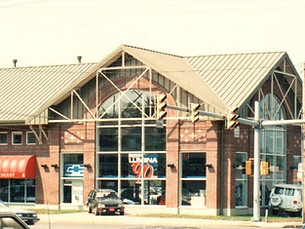 Chevrolet Dealership, Cleveland, Ohio