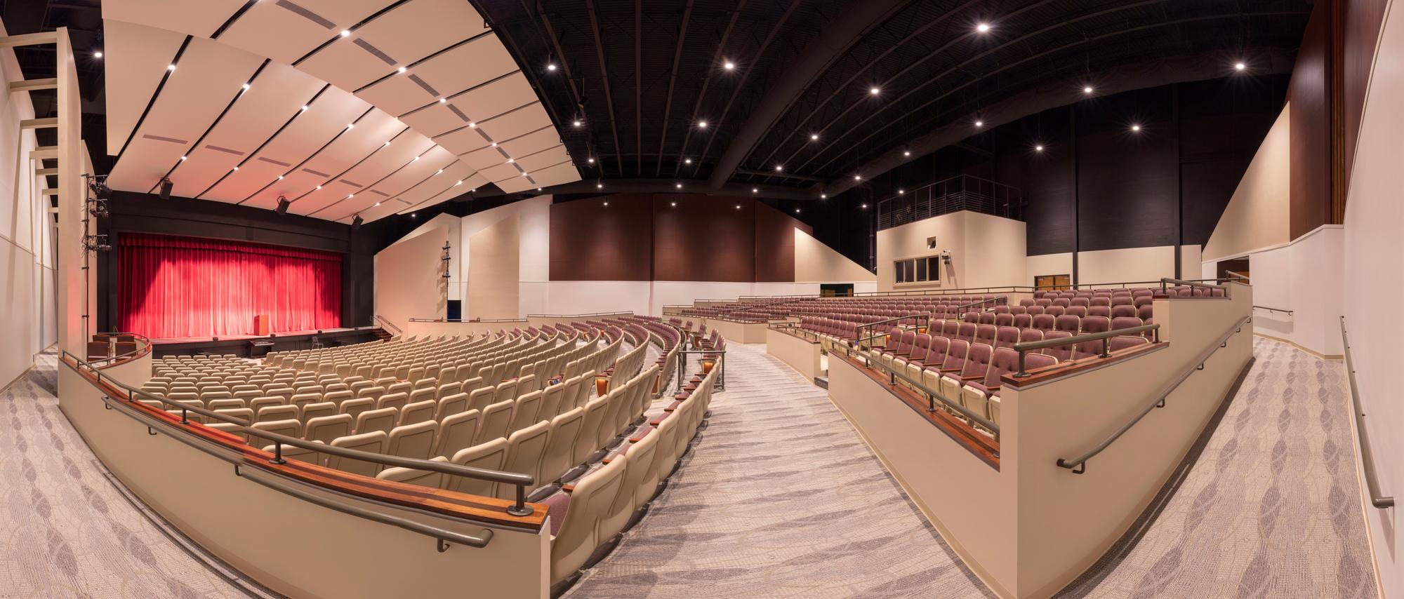 Newtown HS Auditorium