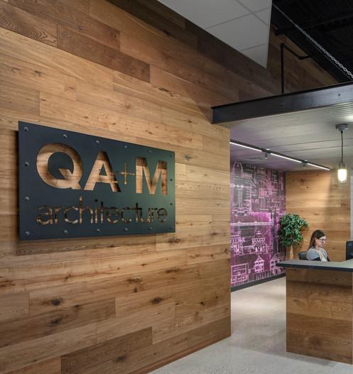 QA+M Architecture