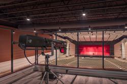 Newtown HS Auditorium camera