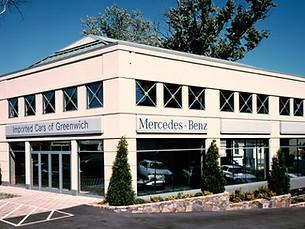 Mercedes-Benz, Greenwich CT