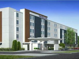 Marriott Hotel, Tuckahoe, NY
