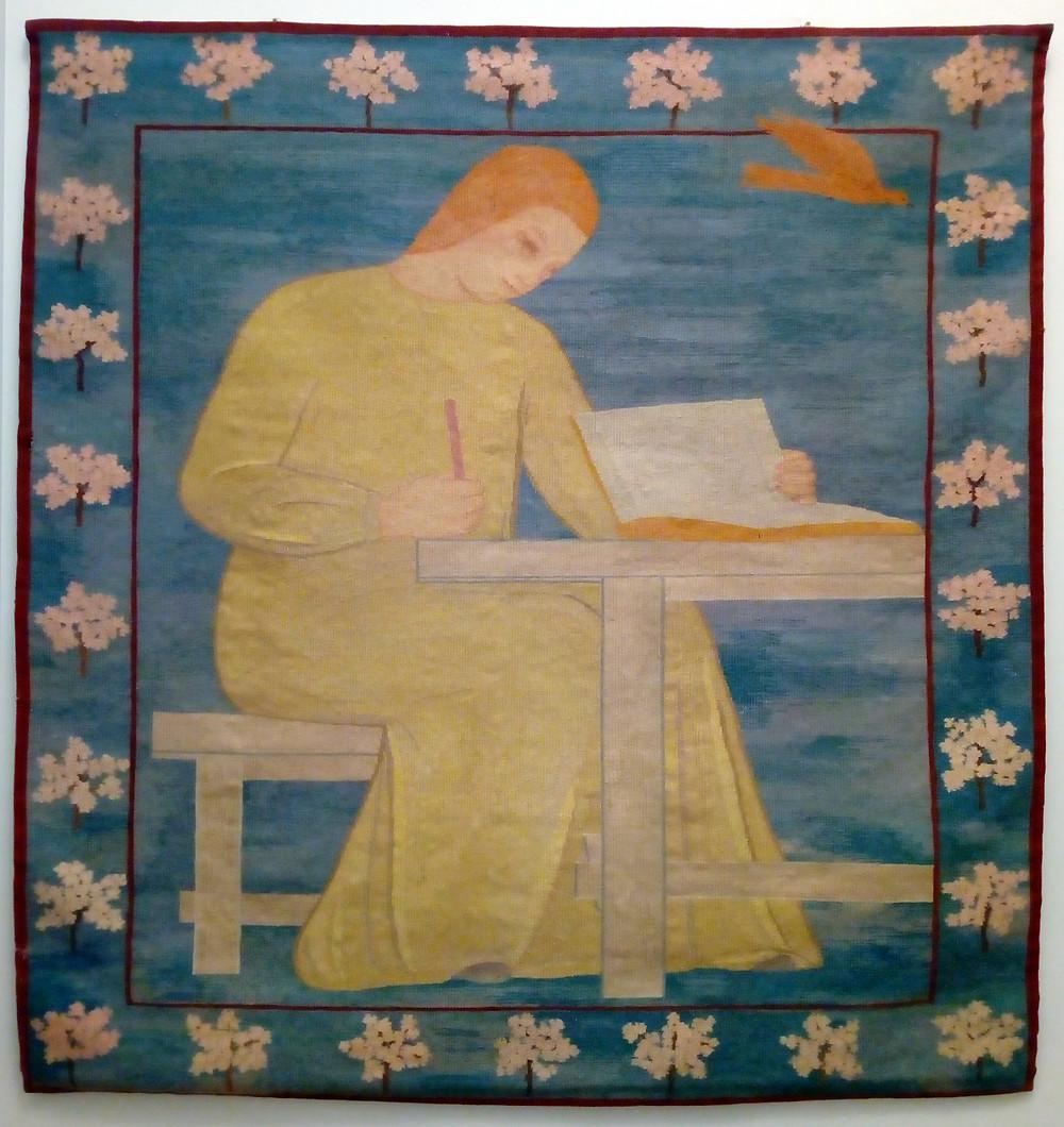 Ferenczy Noémi: Múzsa, 1938