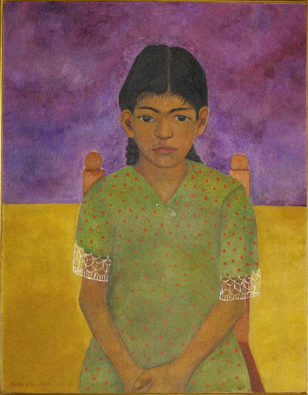 Frida Kahlo: A kis Virginia, 1929. Fotó: The Red List
