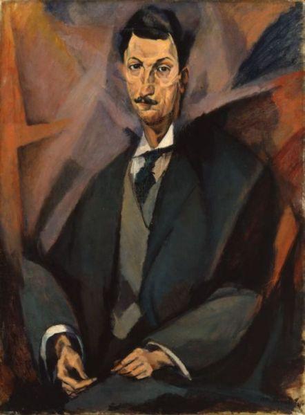 Tihanyi Lajos: Dr. Ciaclan Virgil. 1914.