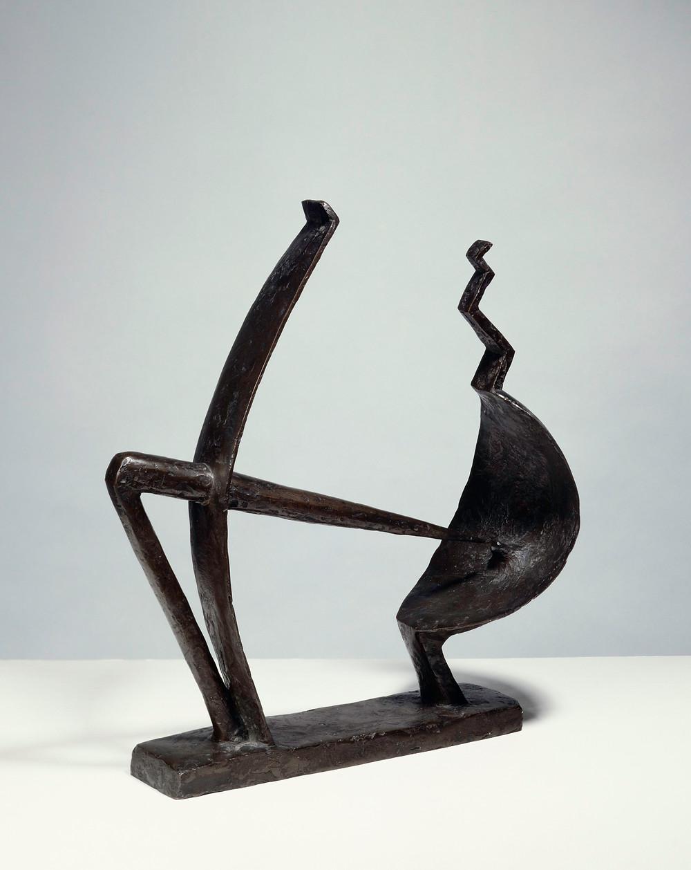 Alberto Giacometti: Férfi és nő, 1928-29