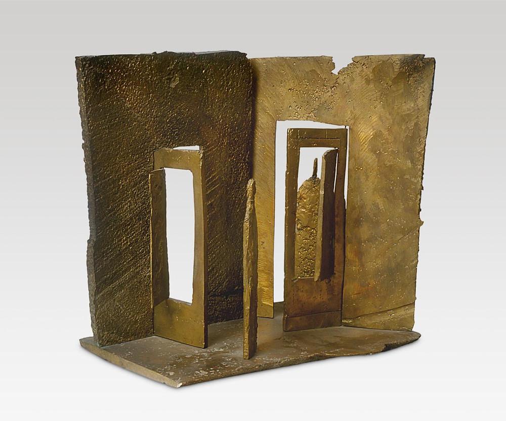 Schaár Erzsébet: Falak és ajtók, 1967