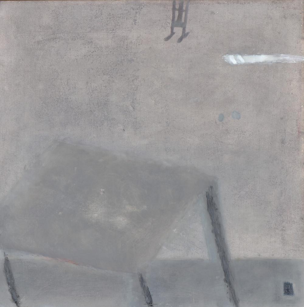 Váli Dezső: Szomorú műterem - A/2019/34