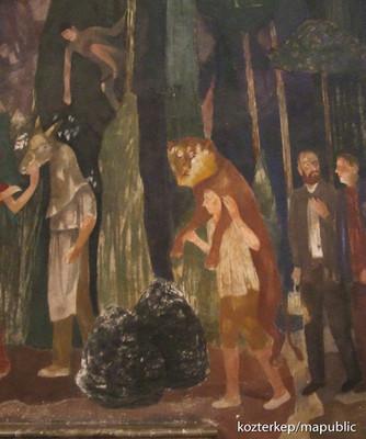 A hatvanas évek művészete 14. Bernáth Aurél és Pátzay Pál