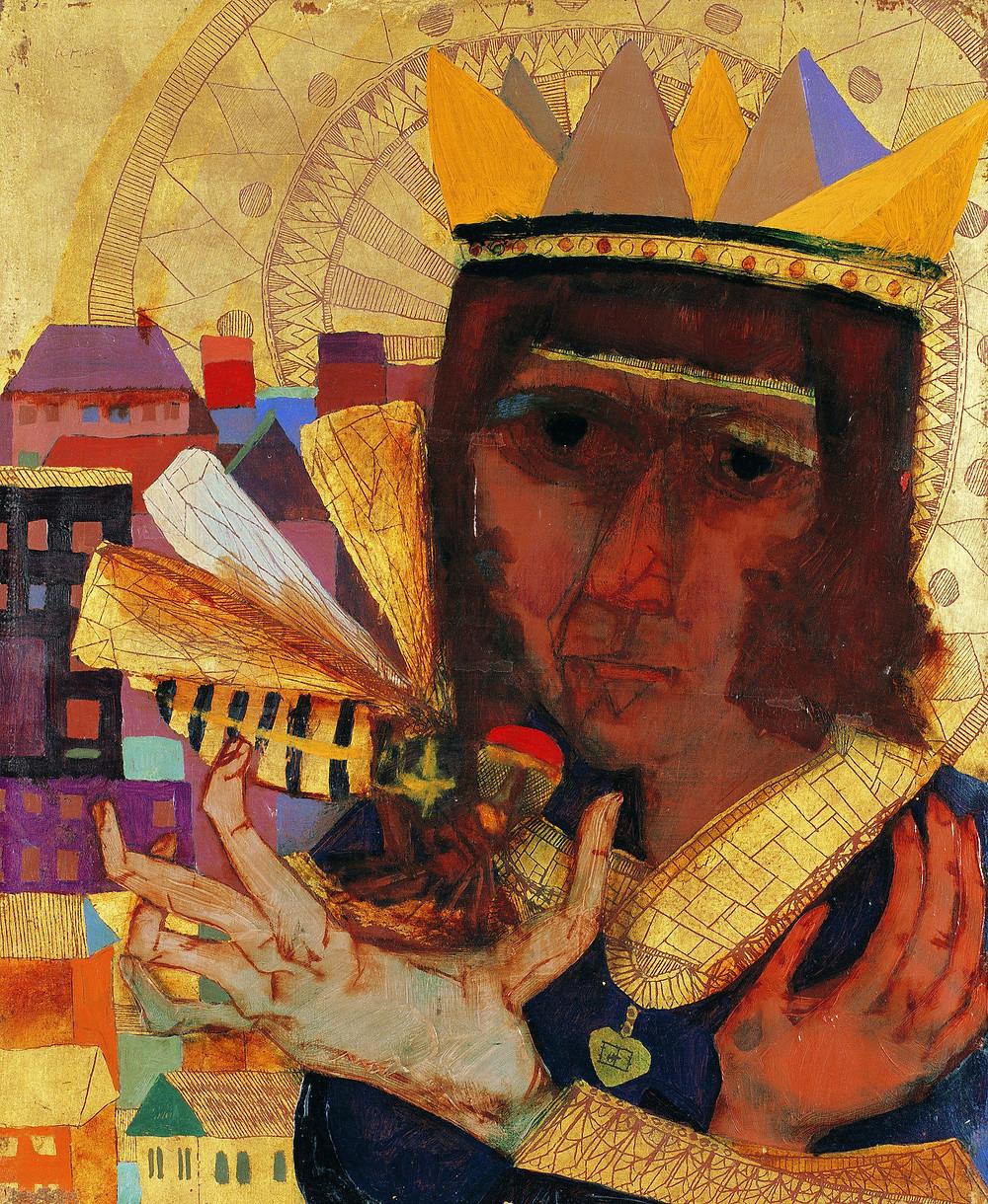 Kondor Béla: Darázskirály, 1963