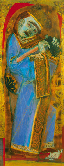 Kondor Béla: Baltás király, 1966. Fotó: Virág Judit Galéria