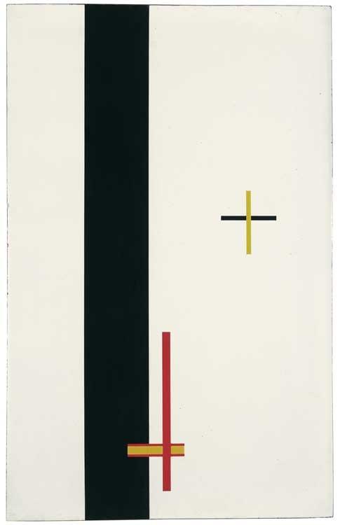 Moholy-Nagy László: EM 2 (telefonkép), 1923. Fotó: MOMA