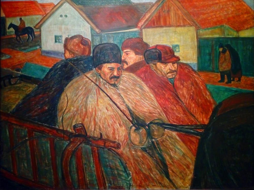 Kurucz D. István: Gubások, 1945 – 1951