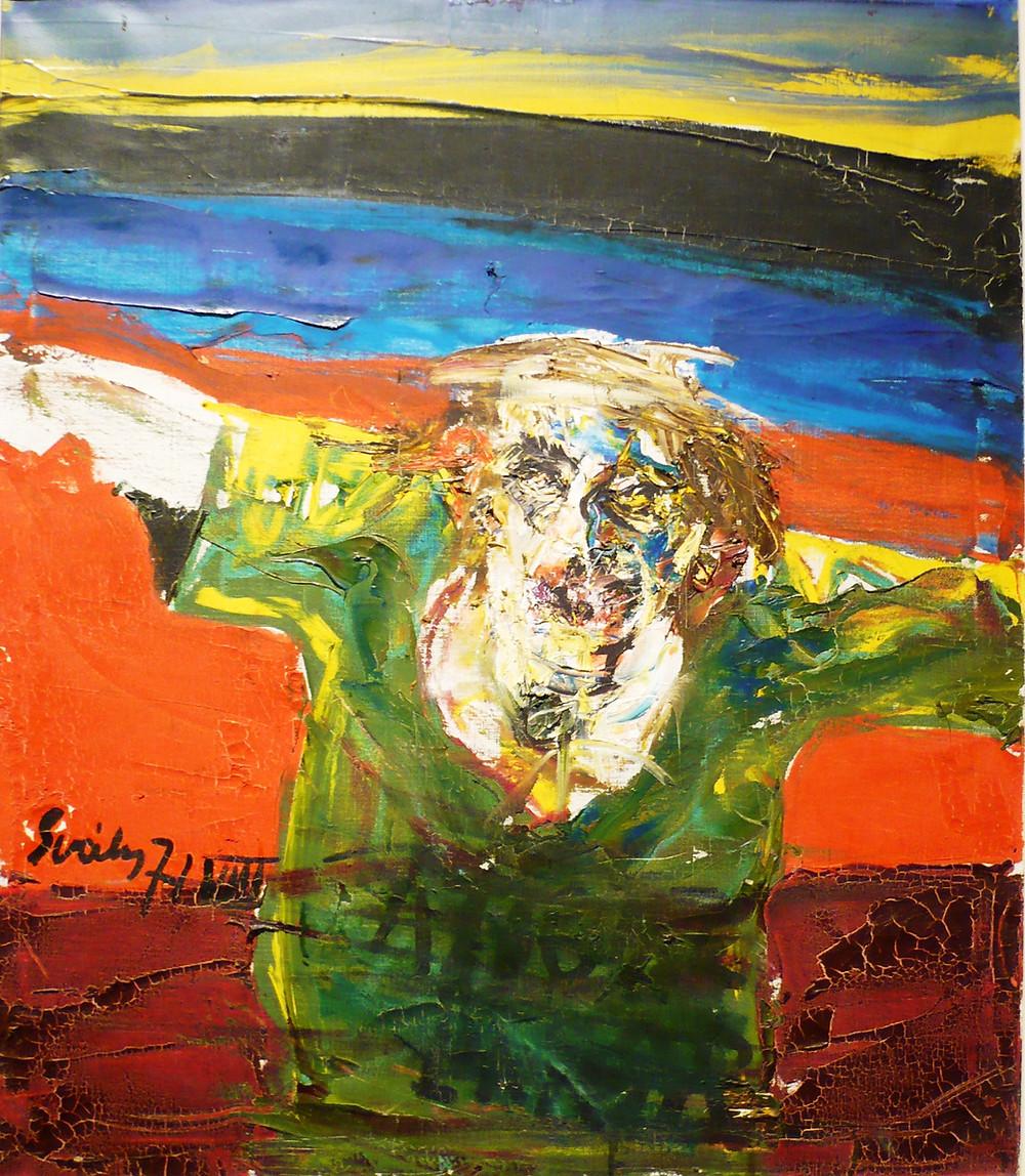 Sváby Lajos:A jobbik lator, 1971