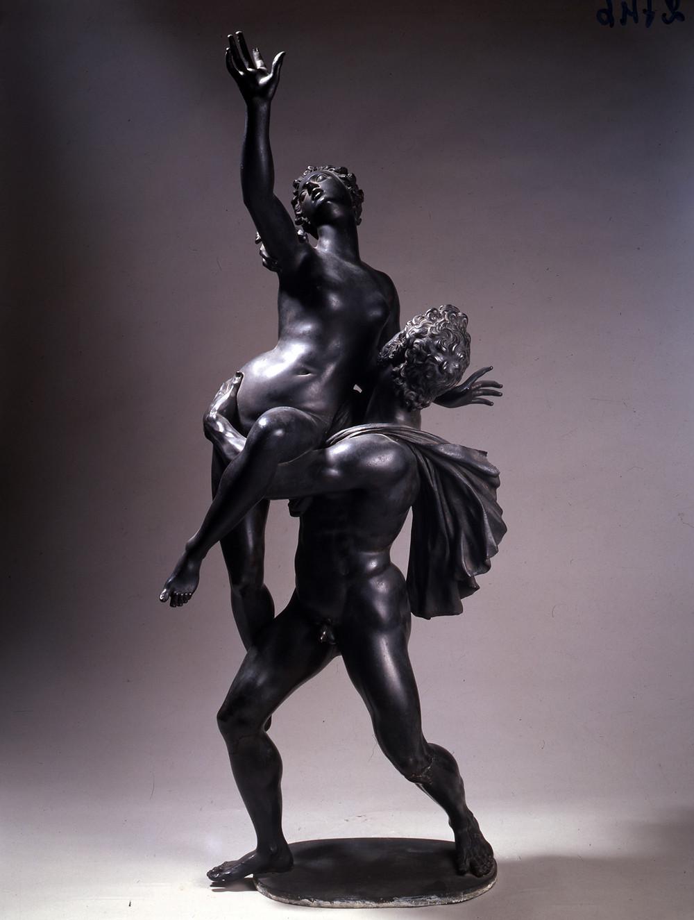 Giambologna: Szabin nő elrablása, 1579 előtt
