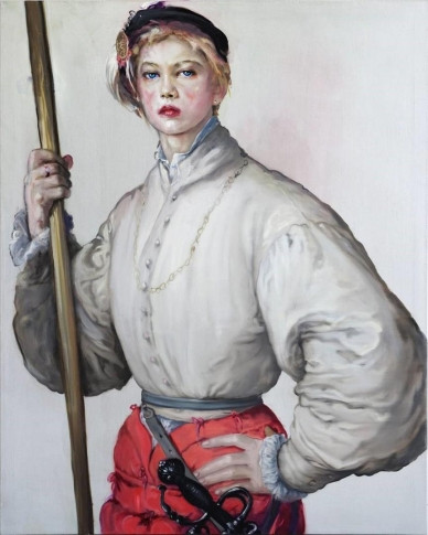 Martin C. Herbst: ReRe2.V.29, 160x140 cm