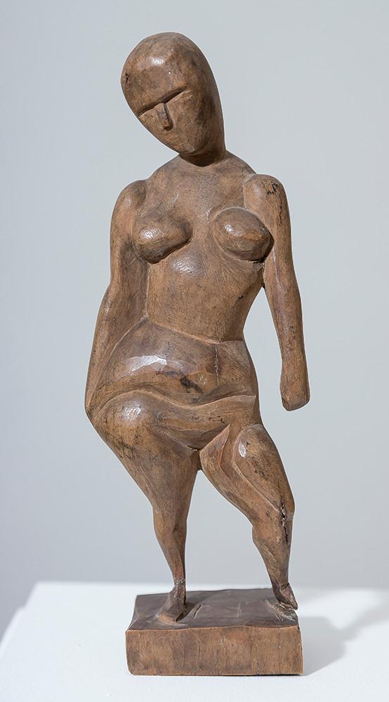 Ferenczy Béni: Női akt, 1922-23