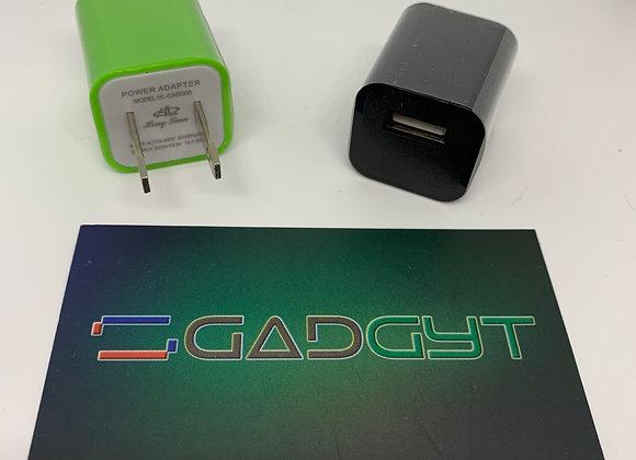 Adaptador de corriente para cable USB Tipo A