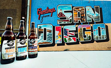 Garage Brewing Co, a brewery in Temecula, CA, earns three medals at the San Diego International Beer Competition