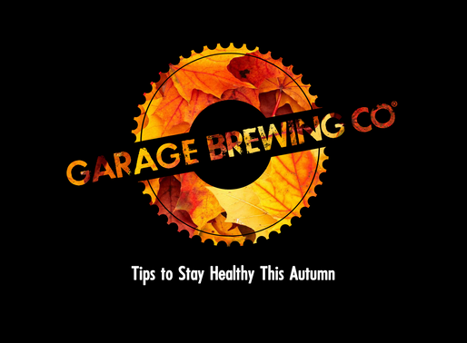 Garage Brewing's Simple Tips to Stay Healthy this Autumn