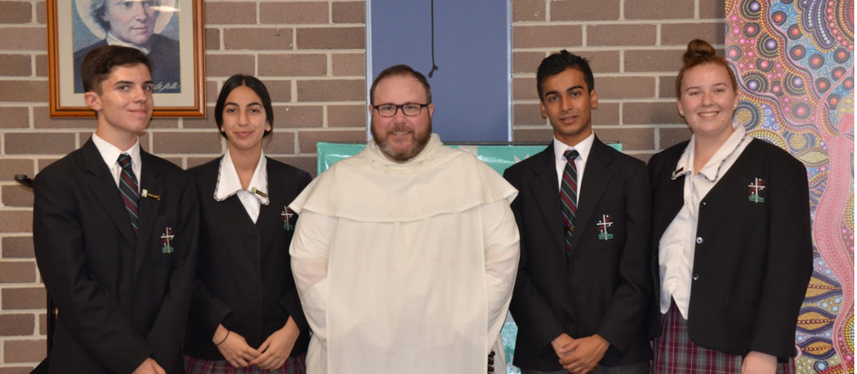 From the Religious Education Coordinator Term 1 Week 2