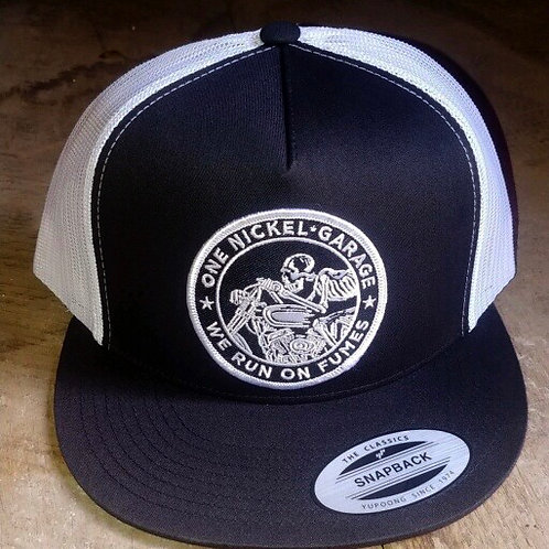 One Nickel Garage Trucker Hat