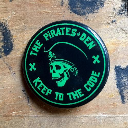 The Pirates Den / Green Button