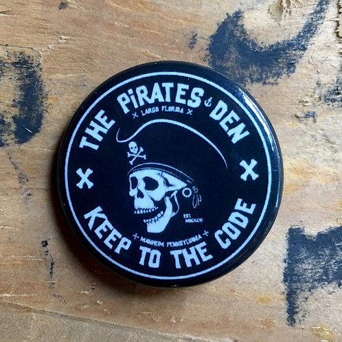 The Pirates Den / Button