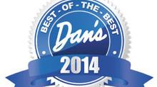 Dans Best of the Best 2014