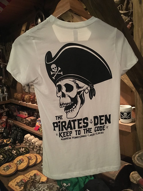 The Pirates Den / Men's T-Shirt