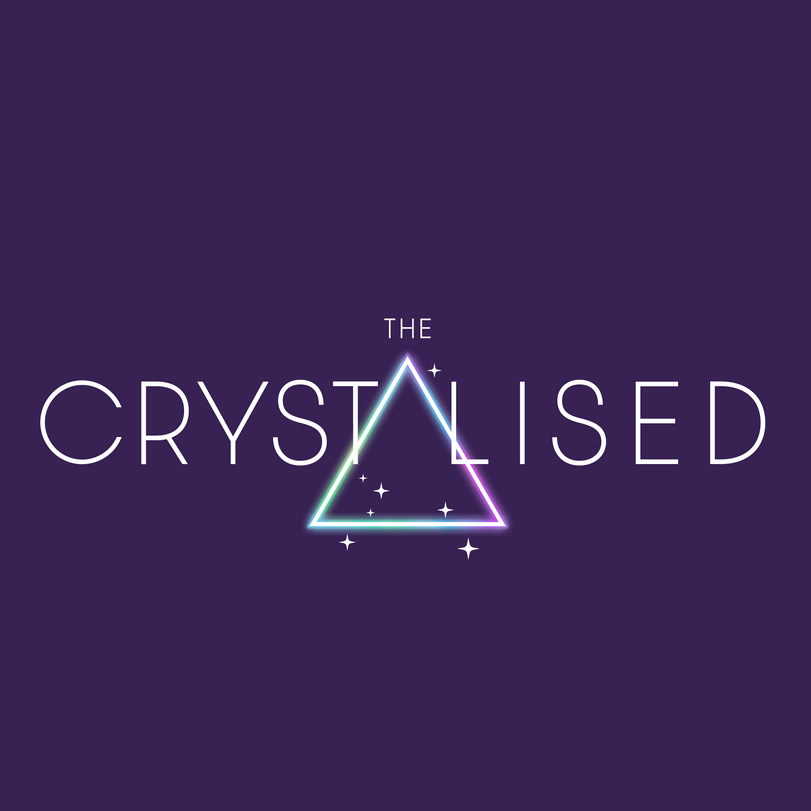 The Crystalised • Branding & Logo development