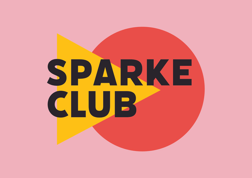 Sparke Club • Branding & Logo development