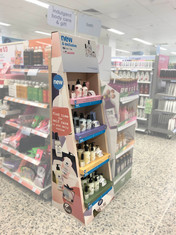 Boots Live+Be product launch campaign • Creative & Design