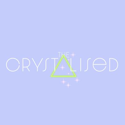 The Crystalised • Branding & Logo development