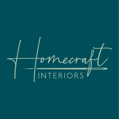 Homecraft Interiors • Branding & Logo development