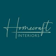 Homecraft Interiors • Branding & Logo development