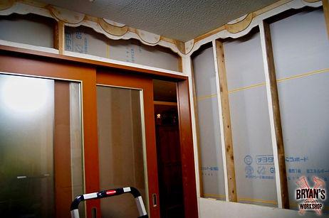 built-in-kitchen-wall-shelves-closet-diy