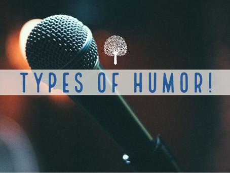 Types of Humor!