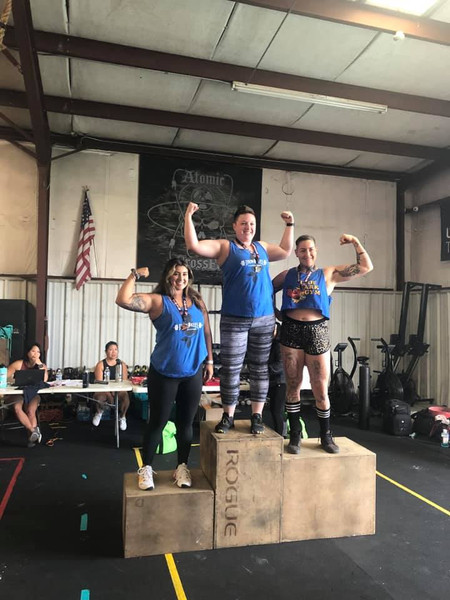 StrongWoman Event