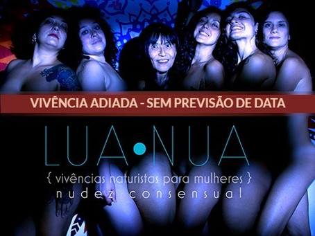 Lua Nua - Vivência Naturista para Mulheres ADIADO