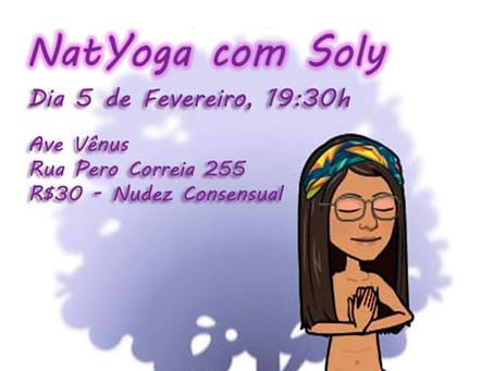 NatYoga com Soly - 05/02/2020