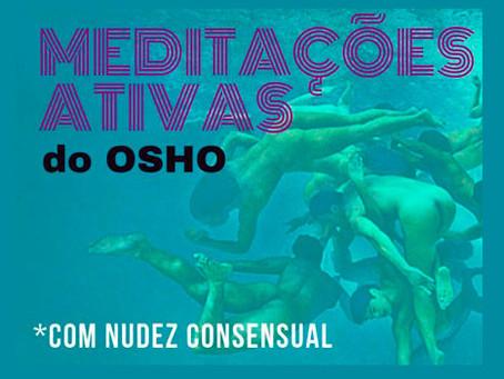 Meditações NATivas do Osho - 04/09/2019