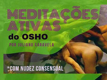 Meditações NATivas do Osho - 02/10/2019