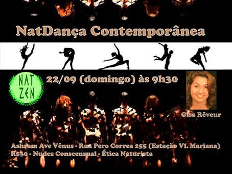 NatDança Contemporânea - 22/09/2019