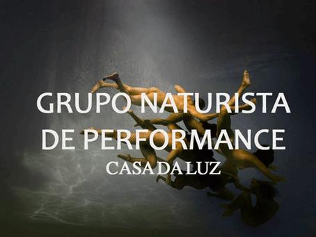 Performance na Casa da Luz - 25/04/2019