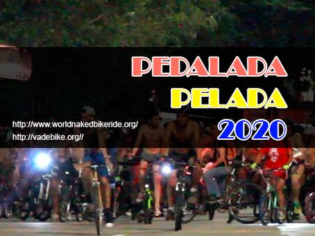 PEDALADA PELADA 2020 - POR MAIS SEGURANÇA NO TRÂNSITO