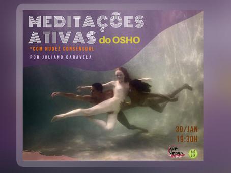 Meditações NATivas do Osho - 30/01/2020