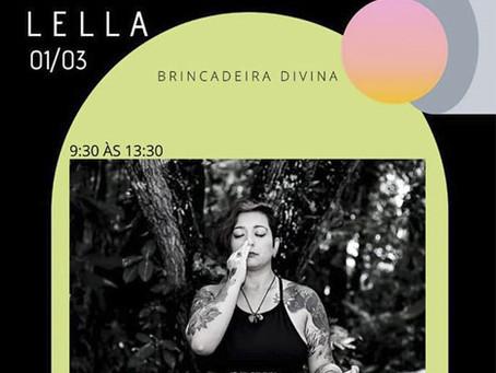 Leela. Brincadeira Divina - 01/03/2020