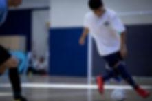 Futsal league at City Futsal
